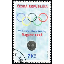 XVIII. zimní olympijské hry...