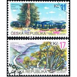 EUROPA - Přírodní rezervace...