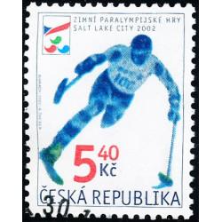 Zimní Paralympiáda Salt...