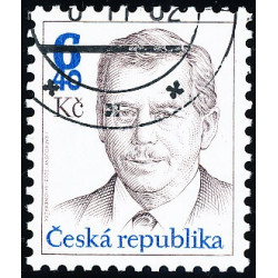 Prezident ČR Václav Havel -...