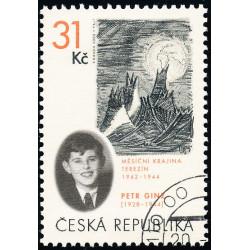 Osud kresby Petra Ginze -...