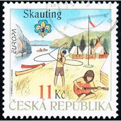 EUROPA - Skauting - č. 515...