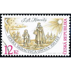 J. A. Komenský - č. 523 -...