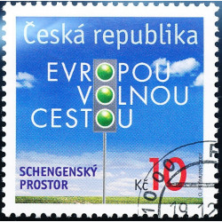 ČR v Schengenském prostoru...