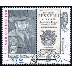 Jan Jessenius - razítkovaná...