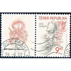 Mistr Jan Hus - kupon levý...