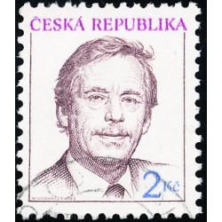 Prezident ČR - Václav Havel...