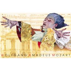 W. A. Mozart - známkový...
