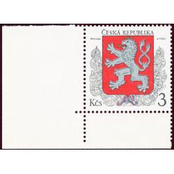 Malý státní znak - DV ZP...