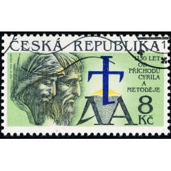 1130 let od příchodu Cyrila...