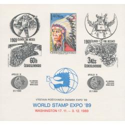 1989, Výstava poštovních...