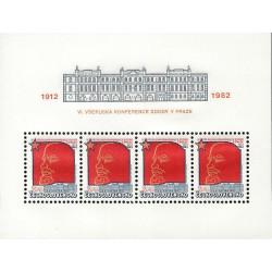 70. výročí VI. všeruské...