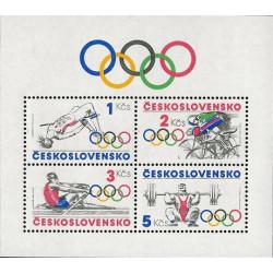 Sport - olympijské hnutí -...