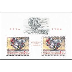 50. výročí Interbrigád ve...
