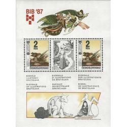XI. BIB 1987 - čistý -...