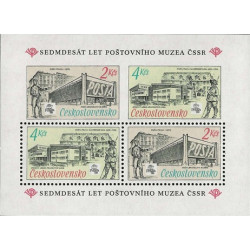 70 let Poštovního muzea -...
