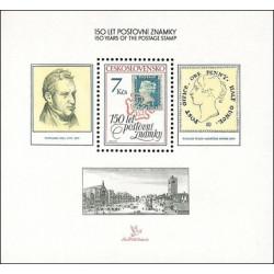 150 let poštovní známky -...