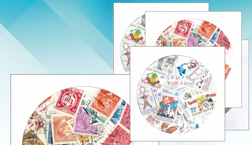 Balíčky známek